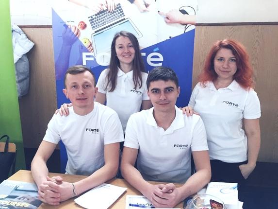 Forte Group career fair