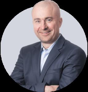 Alex Lukashevich, digital product development expert
